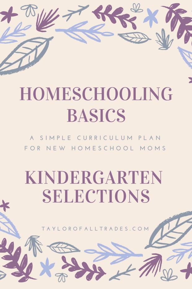 Homeschooling Basics